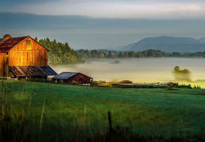 Photo of the Fraser Valley